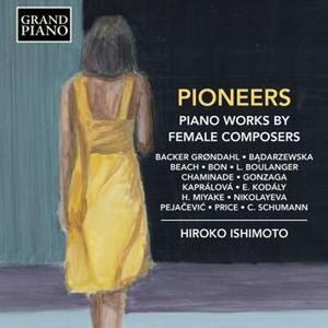 Piano Works by Female Composers