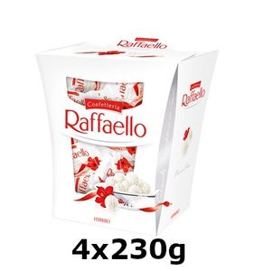 GroßhandelPL Raffaello Ferrero Pralines 4x230g Box