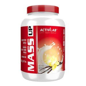 Whey Protein 2kg Vanille Eiweiß Eiweiss Pulver Creatin Taurin Shake Mass Gainer Muskelaufbau
