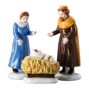 Hutschenreuther Weihnachtskrippe Krippenfiguren Set Maria,Josef,Kind Neuheit 2020 02483-725498-90402