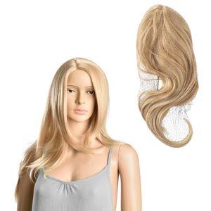 [in.tec]® Langhaarperücke blond 61cm