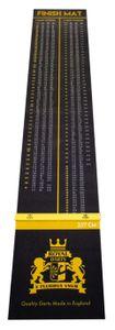 Royal Darts FINISH Dartteppich 300 x 60cm mit Oche