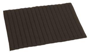 Covalliero Bandagierunterlage schwarz, Farbe:schwarz
