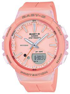 Casio Baby-G Uhr BGS-100-4AER Armbanduhr AnaDigi