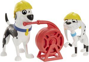 """Disney """"Das Haus der 101 Dalmatiner"""" Figuren 2er-Pack Feuerwehreinsatz"""