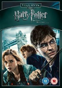 Harry Potter 7 - The Deathly Hallows - Part A [DVD]