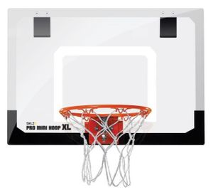 SKLZ Pro Mini Hoop XL Basketballkorb Basketball für Zimmertür
