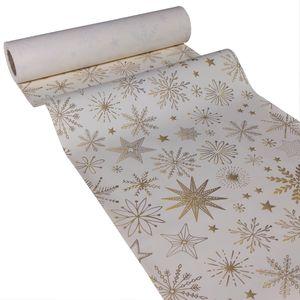 50m x 0,40m JUNOPAX® Papier Tischläufer Weihnachten