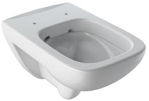 Geberit Wand-Tiefspül-WC RENOVA PLAN Rimfree weiß