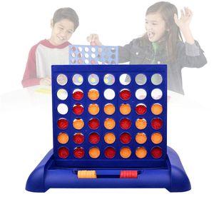 4 gewinnt Strategiespiel, für 2 Spieler, 4 gewinnt Rasterwand, 4 in Einer Reihe, für Kinder
