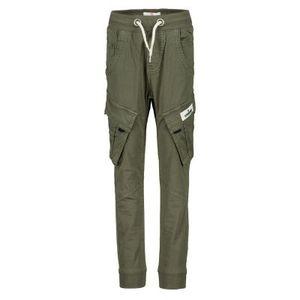 Vingino Jungen lange-Hosen in der Farbe Grün - Größe 164