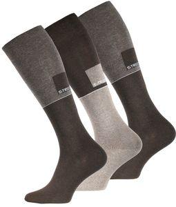 Cotton Prime® Comfort KNIESTRÜMPFE - STREET 3 Paar 43-46