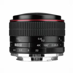 Meike 6,5mm 2.0 Objektiv Fuji X