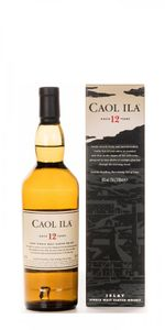 Caol Ila 12 Jahre Islay Single Malt Scotch Whisky 0,2l, alc. 43 Vol.-%