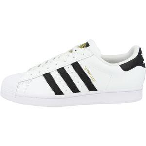 adidas Originals Superstar Sneaker Uni Weiß (EG4958) Größe: 40