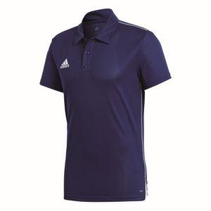adidas Core 18 Polo Shirt Kinder - dunkelblau 176