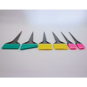 Hairforce Färbepinsel-Set aus Silikon