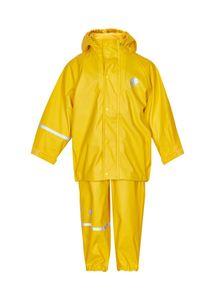 CeLaVi - Regenanzug für Kinder - Gelb, 110/116