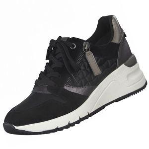 TAMARIS Damen Sneaker Schwarz, Schuhgröße:EUR 38