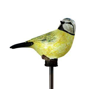Solar Gartenstecker Vogel Motiv Nr. 3
