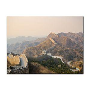 Leinwandbild - Chinesische Mauer, Größe:40 x 30 cm