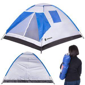 Zelt Campingzelt 4 Personen Outdoor Tent pop-up