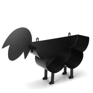 Toilettenpapierhalter Schaf WC Rollenhalter Stehend Freistehend Toilettenrolle Sheep