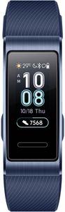 "Huawei Band 3 Pro Fitness Bluetooth GPS Aktivitätstracker Space Blau ""wie neu"""