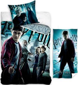 Harry Potter und der Halbblutprinz - Wende-Bettwäsche-Set, 135x200 und Handtuch, 70x140 cm