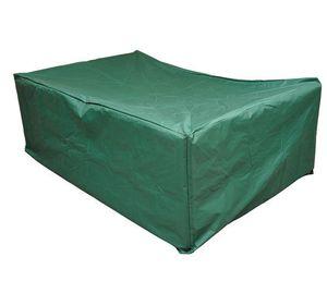 Outsunny Schutzhülle Abdeckung Abdeckhaube für Gartenmöbel 210x140x80cm