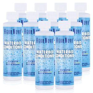 10x AguaNova Wasserbett Conditioner 250 ml, für Wasserbetten - Konditionierer