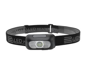 Headlamp Head Torch LED Super Bright Waterproof Lightweight Mini Headlamps for Running, Jogging, Fishing, Camping, Children and More