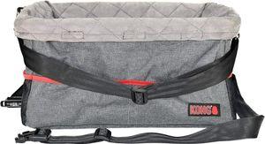 Kong autositz 40 x 30 cm Polyester grau