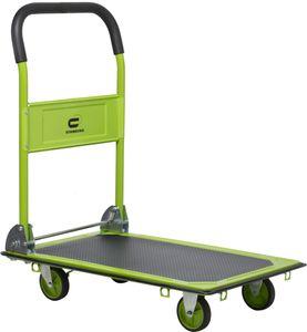 STANDERS - Plattformwagen - Klappwagen- Manövrierwagen - Faltbar - Ergonomische Gummigriffe - 150kg