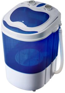 Steinborg Mini-Waschmaschine | Tragbarer Camping-Waschautomat 3 KG