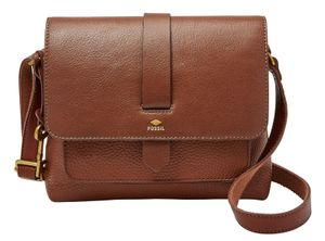 FOSSIL Kinley Small Crossbody Bag Brown