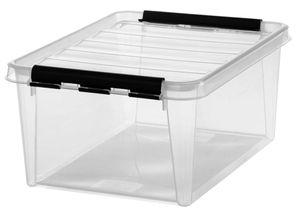 Smart Store Aufbewahrungsbox CLASSIC 15 14 l, transparent 18 x 30 x 40 cm