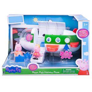 Jazwares - Peppa Pig - Peppa Wutz Ferienflieger, 01574
