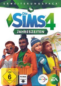 Die Sims 4 - Jahreszeiten (Add-On) (CIAB) - CD-ROM DVDBox