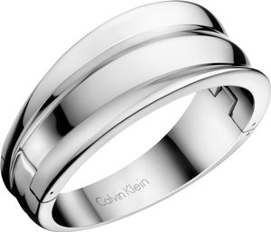 Calvin Klein Jewelry GLORIOUS KJ4SMD0001 Damenarmreif Design Highlight, Armreifgröße:XS (60mm/188mm)