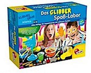 Das Glibber-Spaß-Labor (Experimentierkasten)