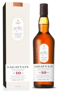 Lagavulin 10 Jahre Islay Single Malt Scotch Whisky 0,7l, alc. 43 Vol.-%
