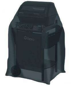 Tepro-Grillschutzhülle-Universal Abdeckhaube - für Gasgrill klein, schwarz; 8103