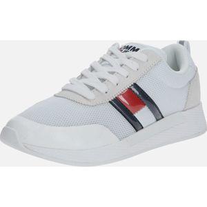 Tommy Hilfiger Flexi Runner Damen Sneaker in Weiß, Größe 38