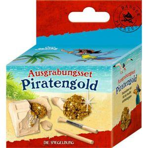 Die Spiegelburg Ausgrabungsset Piratengold Capt`n Sharky