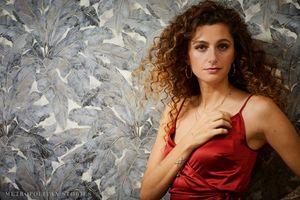 Livingwalls Palmentapete Metropolitan Stories Francesca Milano Vliestapete silber beige schwarz 10,05 m x 0,53 m