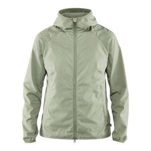 FjällRäven High Coast Shade Jacket W, Size:M, Color:Sage Green (516)