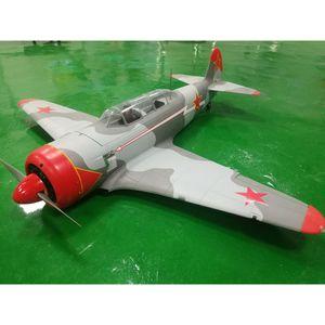 Taft Hobby Flugzeug Yak-11 EPO 1450mm Spannweite RC Flugzeug Kriegsflugzeug Modellflugzeug Typ: PNP