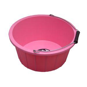 ProStable Futtereimer TL823 (3 Gallons (10 Liter)) (Pink)