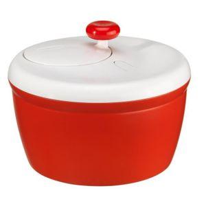 MOULINEX CLASSIC Salatschleuder K1000114 rot und weiß